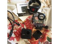 Kaiser Baas X100 Waterproof Sports Action Camera