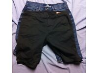 mens shorts size 32w