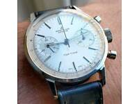 Breitling original vintage toptime chronograph wristwatch 1960s