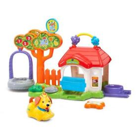 Vtech Toot-Toot Animals Doggie Playhouse Excellent Condition