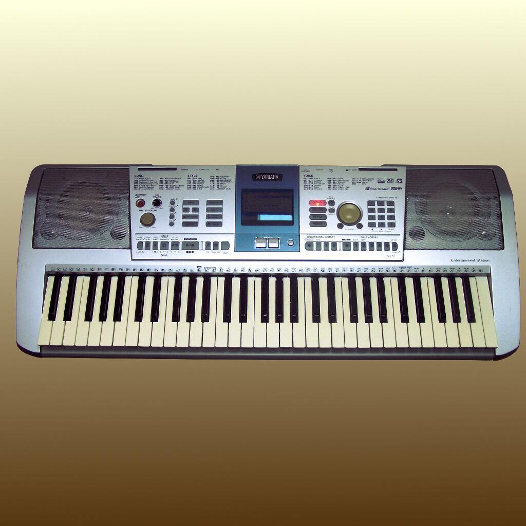 YAMAHA PSR-K1 USB MIDI DRIVERS FOR WINDOWS 7