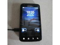 Motorola Atrix MB860 16gb dual core smartphone unlocked