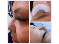 Eyelashes Extensions