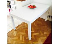 Ikea Bjursta Table extendable Free Delivery Ldn good used condition