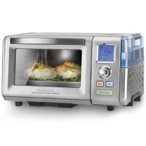 New  Cuisinart® Combo Steam & Convection Oven DI11