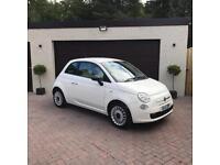 2011 Fiat 500 1.2 Pop Extra, ONLY 43k Miles! Finance, Warranty, 1Yr MOT, Immaculate Serviced Valeted