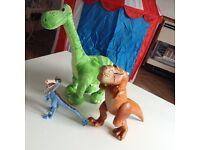 Good dinosaur set of 3