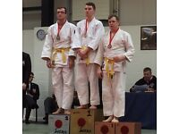 Do you want to start Judo in a local Club for Free