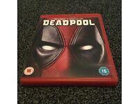 *** Deadpool on Blu-ray £10 ***