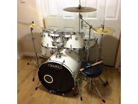 Mapex Horizon Drum Kit // Brand New Cymbals // Fully Refurbished // Free Local Delivery