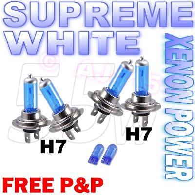 H7 501s Xenon Upgrade Scheinwerferlampen Dip & Fernlicht Super Weißlicht