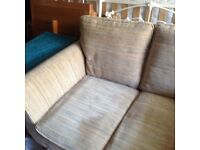 Marks and Spencer 2 seater sofa - great condition - FREE to a good home