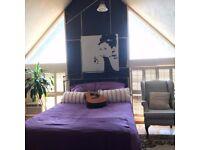 Furnished Master Bedroom Near Newman University, Birmingham
