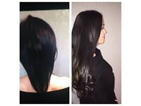 Mobile Hair Extension Artists covering the West Yorkshire area