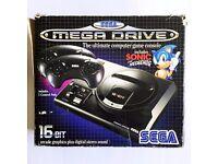 Boxed SEGA Mega Drive