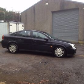 Diesel Vectra 5 DR for sale