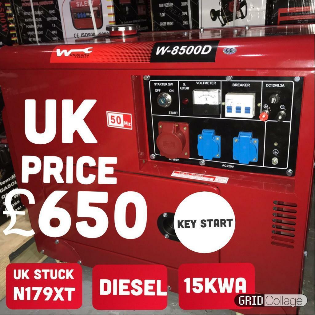 generators Diesel (NEW SIOCK COMING) | in Seven Sisters, London | Gumtree