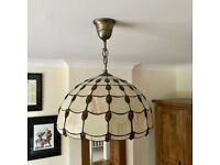 Tiffany style ceiling light shade