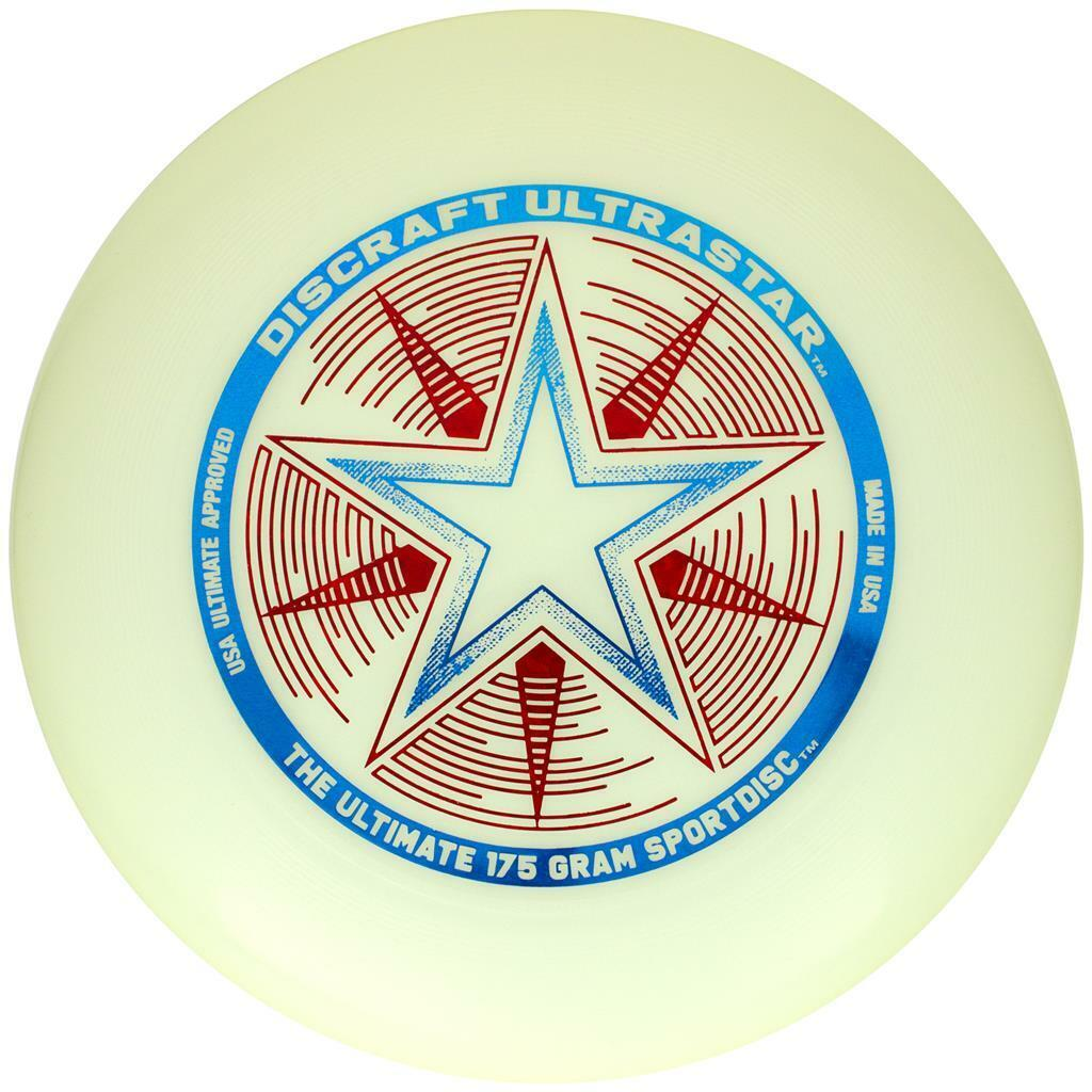 new ultra star 175g ultimate frisbee disc