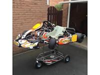 ROTAX MAX SENIOR ( KT2 CHASSIS / PA STAMPED BARREL)