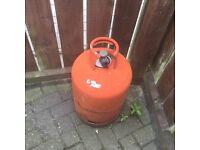 Gas cylinder (empty) - £8.00