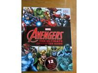Marvel Avengers book