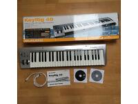 M-Audio KeyRig 49 USB Keyboard
