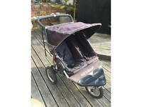 Double Buggy Out 'n' About Nipper 360