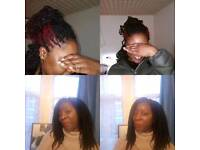 Joy D Afro/Carb/ European Hairdresser. Specialize in weave-on And Braids Experts.