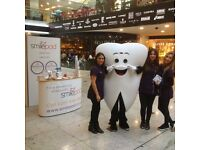 Smilepod are recruiting Saturday Dentists
