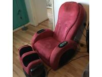Mr -1390 massage reclining music chair
