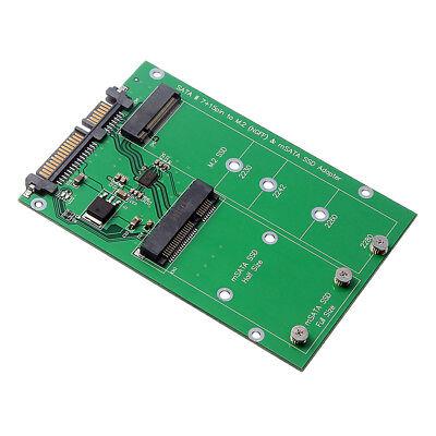 NGFF M.2 B KEY / mSATA SSD Disque SSD vers 2.5