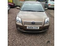 TOYOTA AVENSIS,,, EXCELLENT CONDITION DRIVES SUPERB