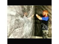 DM plastering specialist. All aspects of plastering