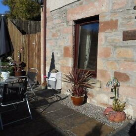 2 bedroom end terrace cottage