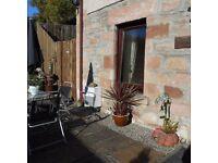 2 bedroom end terrace cottage