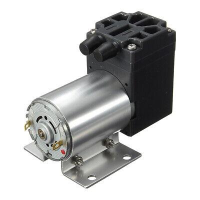 Dc12v Vacuum Pump Negative Pressure Suction Pump 5lmin 120kpa With Holder