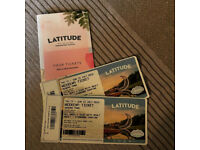 Latitude Festival Weekend Tickets