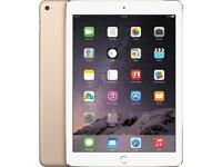 iPad Air 2 in gold Wi-fi only