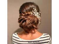 Bridal, Up Do, Occasion, Braids - Hair Up Stylist