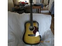 Hohner Countryman Acoustic Guitar