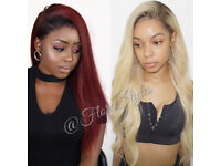 Weave and Wig Specialist - Lace Frontal, Closure, Lace Wig Install - Afro Hairstylist | Extensions
