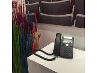 Office Polycom phones