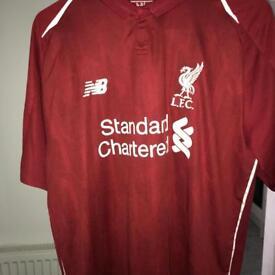 Liverpool Home Shirt 18/19