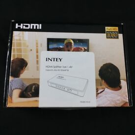BNIB 4K HDMI Selector Box