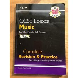 GCSE Music CGP revision and practice study guide