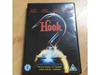 Hook DVD With Special Features Robin Williams, Julia Roberts