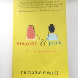 Eleanor & Park book