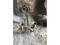2 x Candle holder