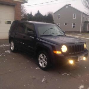 2012 North Edition Jeep Patriot